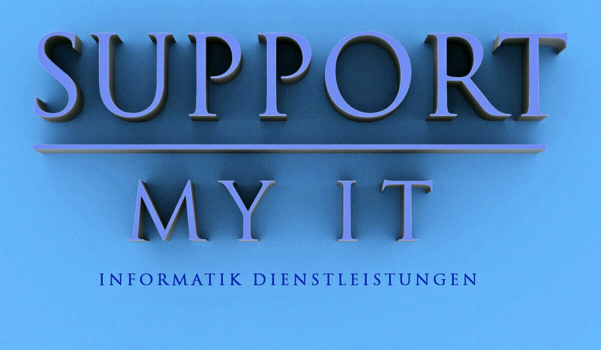 Support MY IT